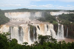 Iguazu falls - Feature foto