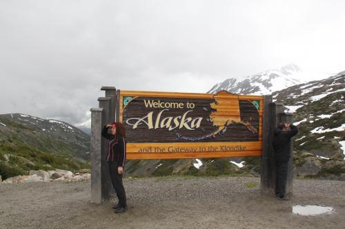 Alaskandream - Alaskan border