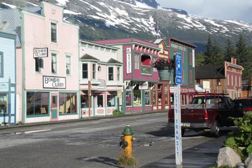 Alaskandream - Skagway vintage