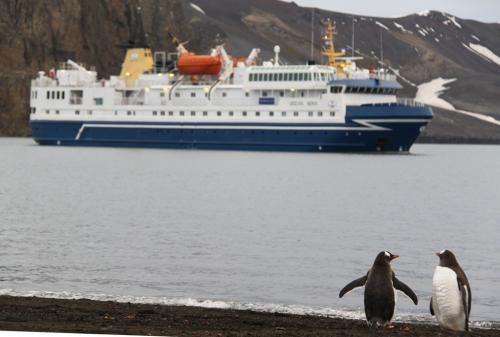 Antarctica - Expeditie schip
