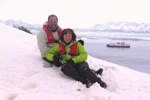 Antarctica - Portet Dede & Erwin