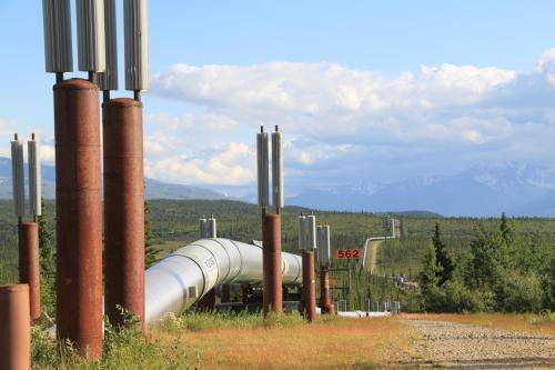Arctic - Pipeline
