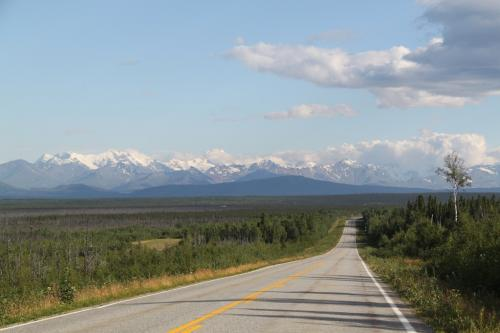 Arctic - Robertson Highway South
