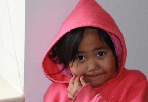 Arctic - eskimo kid