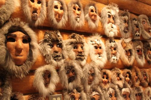 Arctic - maskers