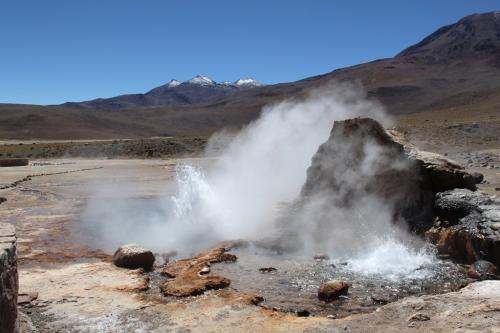 Atacama - Tatio Geyssers