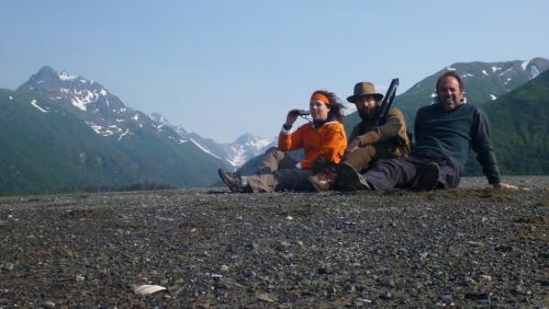 Bearcamp - gewapende gids
