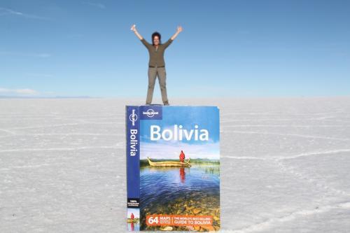 Bolivia - Dédé zoutvlakte