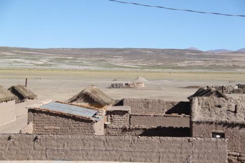 Bolivia -  Ghost village