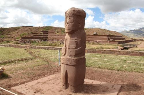 Bolivia - Tinawaku beeld