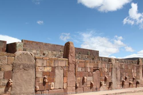 Bolivia - Tiwanaku