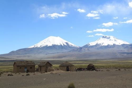 Bolivia - Twins huizen