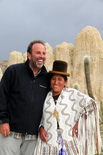Bolivia - couple (1)
