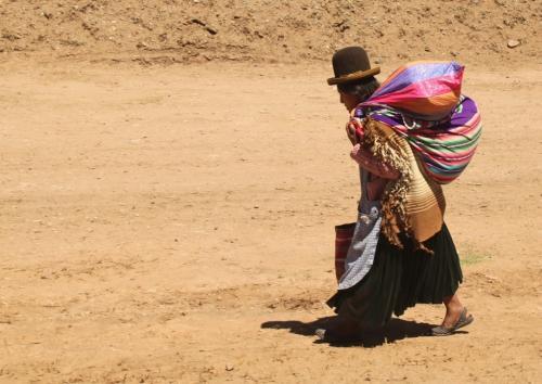 Bolivia - portret winkelen
