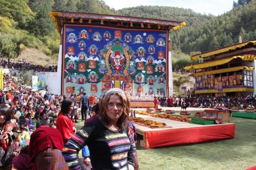 Buthan - Thongel Blessing