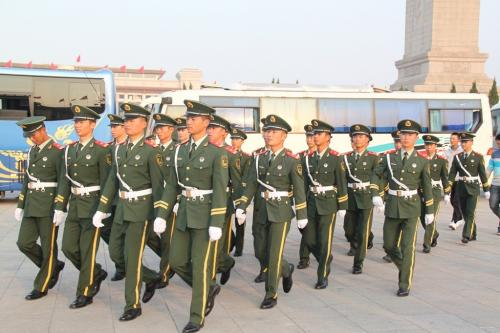 Chinese wall - Army