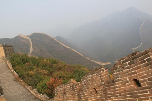Chinese wall - Grote muur