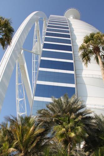 Dubai AL Arab side