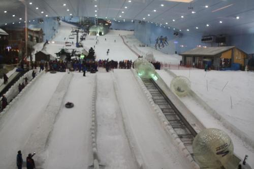 Dubai Ski dome