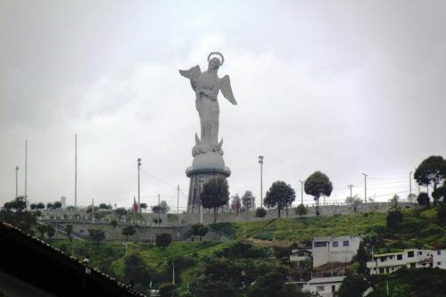 Ecuador - Maagd