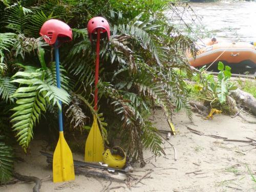 Ecuador - Rafting stoks