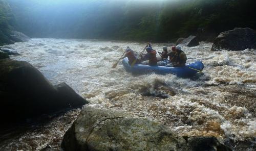 Ecuador - Rafting