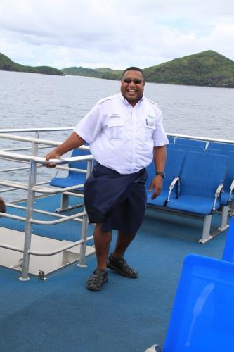 Fiji - man rok
