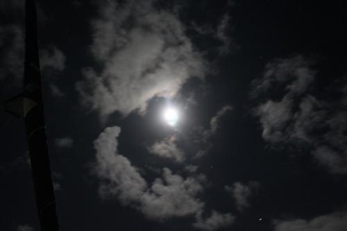Frans Polynesie - volle maan