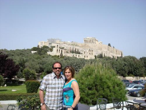 Griekenland Akropolis Dede Erwin