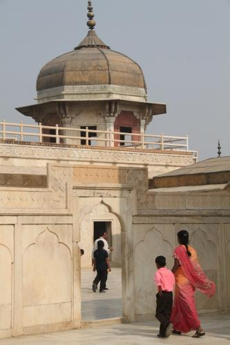 India - Agra fort