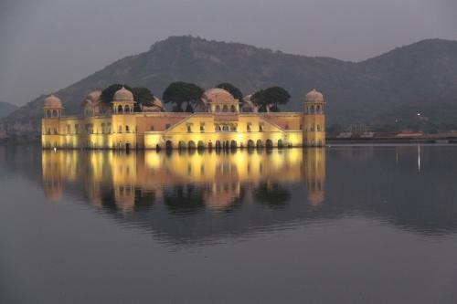 India - Waterpaleis Jaipur