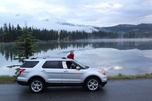 Jasper - Lake Jasper lodge