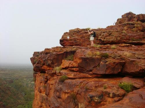 Kings canyon - rocks dede