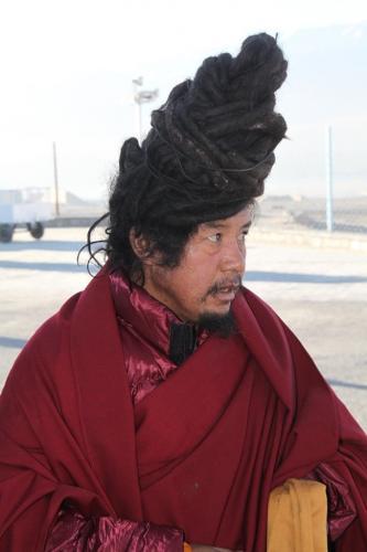 Ladakh - Baard & Haarkapsel