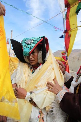 Ladakh - Bruid