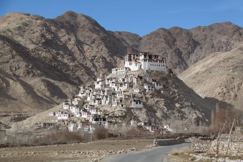 Ladakh - Chemrey Gompa