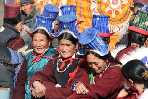Ladakh - Klederdracht