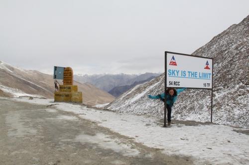 Ladakh - Sky is the Limit Khardung La