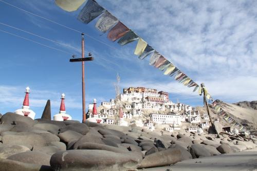 Ladakh - Thiksey Gompa