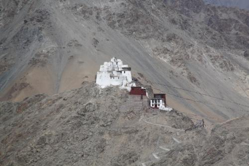 Ladakh - Tsemo Gompa