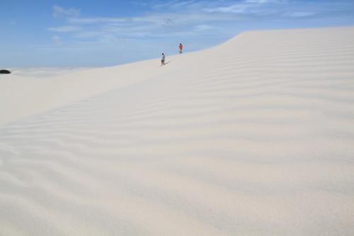 Lencois - Dunes & perspectief