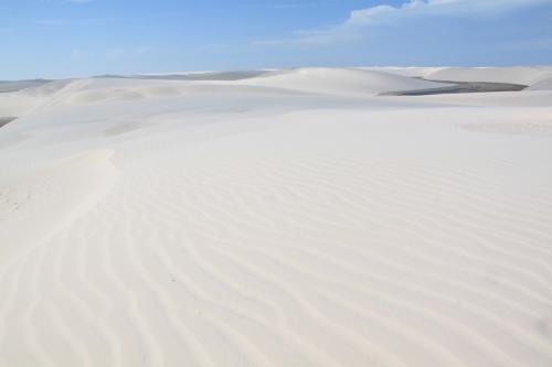 Lencois - Witte duinen