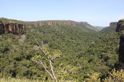 Mato Grosso - Canyon Chapada