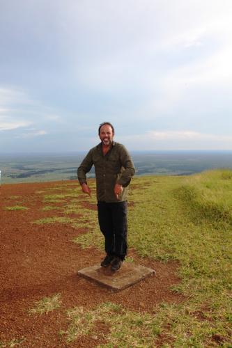 Mato Grosso - Geodetisch centrum