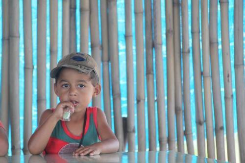 Mato Grosso - child Cerrado