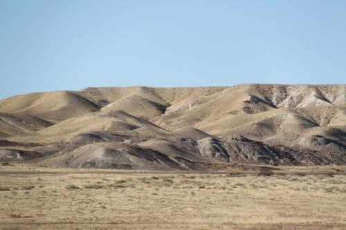 Mongolia - Gobi woestijn