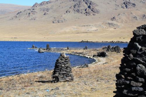 Mongolia - Great white lake