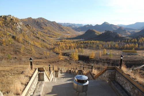 Mongolia - Terelj National Park