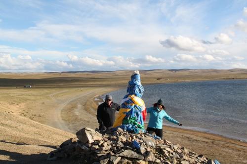 Mongolia - Ugii lake