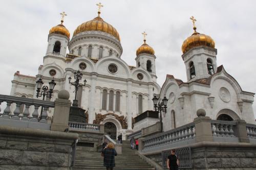 Moskou - christus verlosser